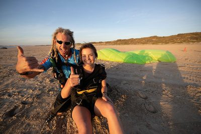 8,000ft Cable Beach Broome Tandem Skydive