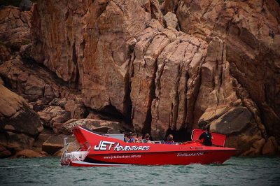 Jet Adventures Cape Naturaliste Wilderness Cruise