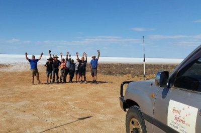 Spirit Safaris Canning Stock Route Tour Broome to Newman or Broome 15 days