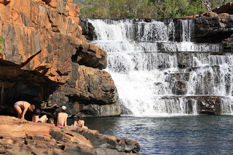 Travelwild Australia 20 DAY DARWIN TO PERTH 4WD PACKAGE